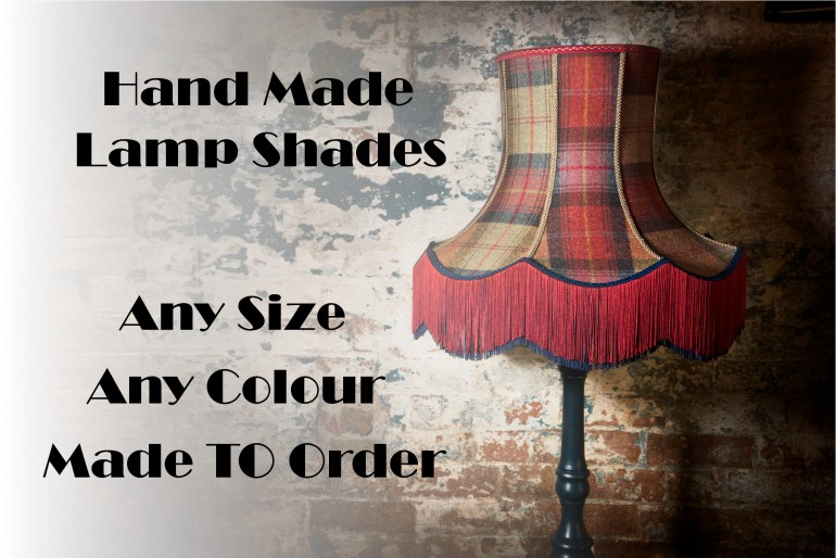 Stunning Hand Made Lamp Shades Made To Order!