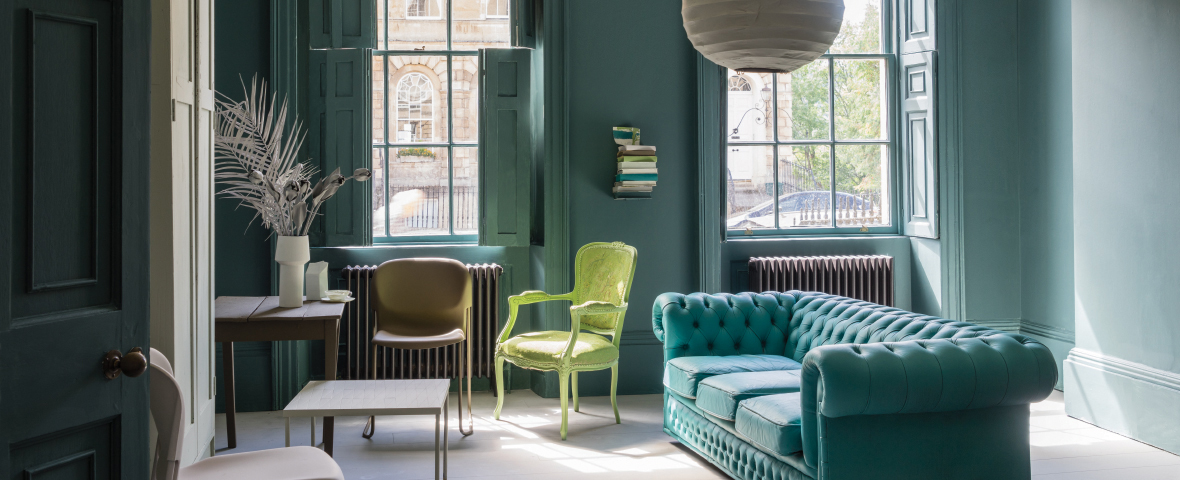 New Farrow & Ball Paint Colours | Seymour Interiors