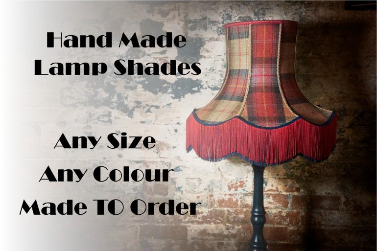 Stunning Hand Made Lamp Shades Made To Order!